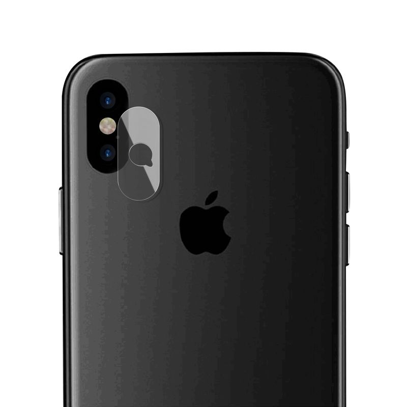 Apple iPhone X, Xs & Xs Max Kamera Schutzglas