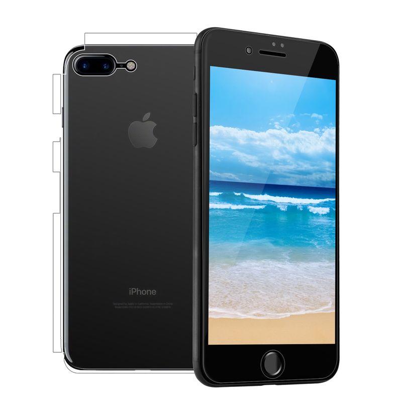 apple iphone 8 plus schutzfolie set vorder und r ckseite. Black Bedroom Furniture Sets. Home Design Ideas